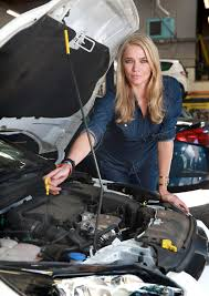 model jodie kidd launches free car workshop for women from the