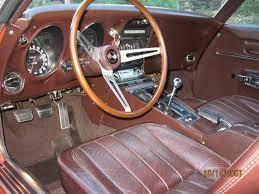 1968 corvette interior 1968 chevrolet corvette l 89 coupe