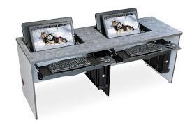 Desk For Computers Smartdesks Computer Desks Classroom Computer Desks Flipit Flip