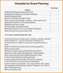 event planning checklist template event planning checklist