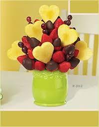 fruit arrangements miami party time organic fruit bouquet bouquet of fresh cut