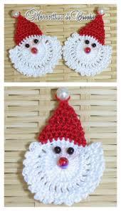 ornament free crochet pattern