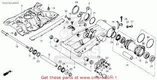 trx250x chain roller honda atv forum
