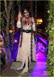 demi lovato dead zombie halloween costume photo 2984112 2013