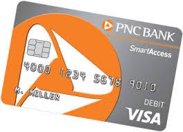 bank prepaid cards pnc smartaccess