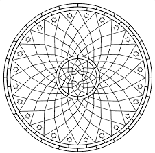 printable geometric design free coloring pages on art coloring pages