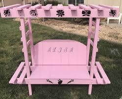 ana white child u0027s arbor bench diy projects