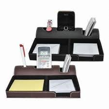Leather Desk Organizers Leather Desk Organizer Waucust2045 Jpg