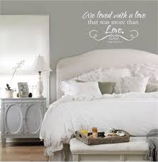 Bedroom Wall Stickers Sayings Bedroom Wall Quotes Vinyl Wall Decals We Loved