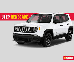 jeep renegade mileage jeep renegade india mileage price and specifications sowheels