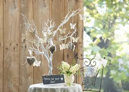 decorative white twig tree 104cm table party tree table and