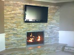fireplace multifunctional fireplace glass front for home