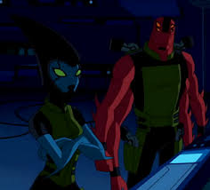 ben 10 supporting characters characters tv tropes