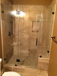 Bathroom Stone Tile by Master Bath Shower Makeover Shower Makeover Floor Decor And