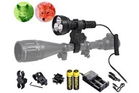 Coyote Hunting Lights Hunting Lights From Orion Nitecore And More
