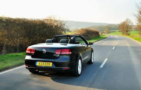 volkswagen convertible eos vw eos by car magazine