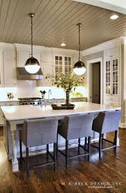 Simple Kitchen Island by Kitchen Simple Kitchen Island With Seating And Wood Ceiling Also