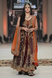 aisha s bridal pakistan couture week 2015 bridal collection designers