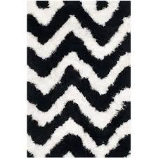 Black And White Rugs Top 25 Best White Shag Rug Ideas On Pinterest Bedroom Rugs