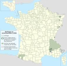 Ou Map File 1789 France Baillages Et Sénéchaussées Map Fr Svg Wikimedia
