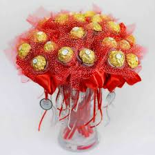 candy bouquet delivery discount wedding candy box flower design creative ferrero