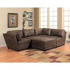 Modular Reclining Sectional Sofa Sectional Sofa Grey Leather Modular Sofa U Shaped Sectional Sofa