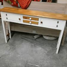 Under Sofa Tables by Refinished Sofa Table For Under 60