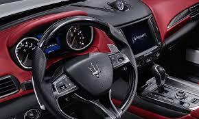 levante maserati interior new maserati levante suv detailed in geneva just as production