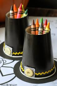 29 and easy thanksgiving craft ideas crayon holder time