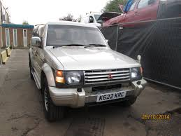 mitsubishi pajero 1998 find affordable mitsubishi pajero spares and accessories used car