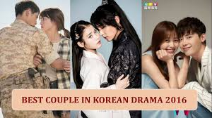 best drama best in korean drama series of 2016 till now