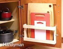 kitchen organizing ideas small kitchen organizing ideas 4 cutting board rack small kitchen