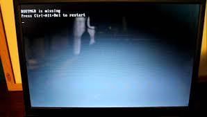 format hard disk bootmgr missing bootmgr is missing need help youtube