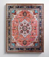 Persian Rugs Nyc by Artist U0027s Persian Rug Paintings Will Make You Do A Double Take Curbed