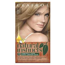 best over the counter demi hair color clairol natural instincts semi permanent hair color 2 light blonde