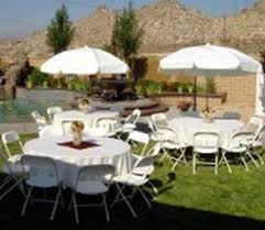 party rentals tables and chairs united rent all party rentals in new jersey chair and table rental