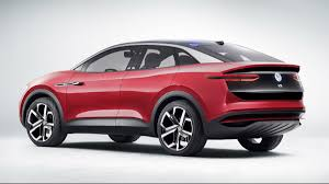 volkswagen electric concept meet the i d crozz a preview of volkswagen u0027s first electric suv