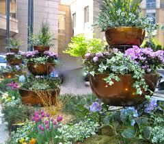 considerable container garden ideas exterior cheap planter ideas