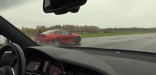 bmw vs audi race bmw m6 vs mtm audi rs6 drag race autoevolution