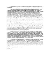 Recommendation Letter Sample For Teacher Aide Phd Cover Letter Resume Cv Cover Letter