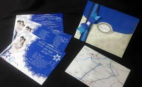 affordable wedding invitations wedding invitation royal blue design yaseen for