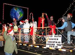 coldspring welcomes floats from rained out parades houston chronicle