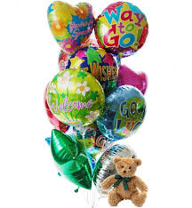 next day balloon delivery balloons 12 mylar balloons everybody
