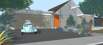 palm springs getting reproduction mid century eichler houses
