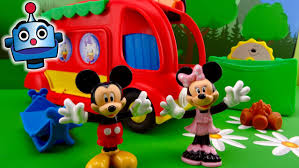 mickey mouse cruisin u0027 camper
