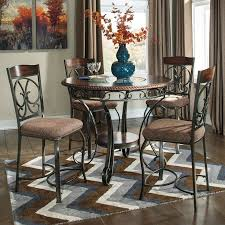 counter height dining room sets glambrey counter height dining room set casual dining sets