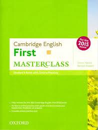 book 4 joy cambridge english first masterclass
