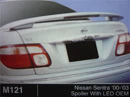 nissan sentra for sale co za nissan sentra 2000 2003 spoiler wit end 3 24 2016 10 15 am