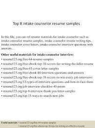 Sample Mental Health Counselor Resume Sample Counselor Resume Free Resume Example And Writing Download