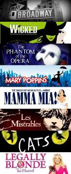 best 25 broadway shows ideas on broadway shows nyc